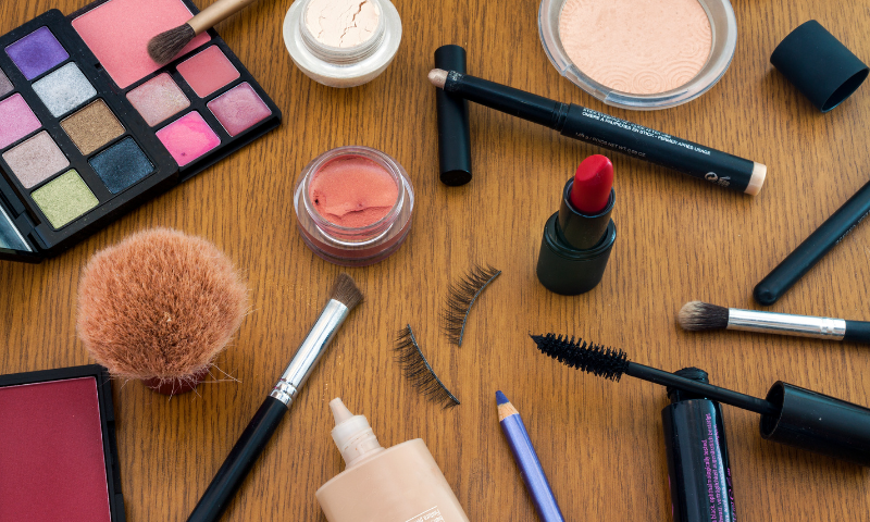 test beauty products
