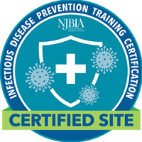 NJBIA Infectious Disease Certified Site