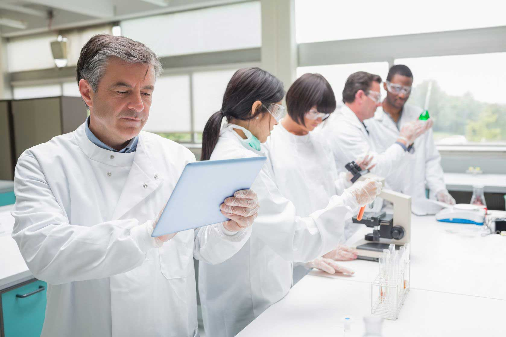 What to Look for When Hiring a Testing Lab